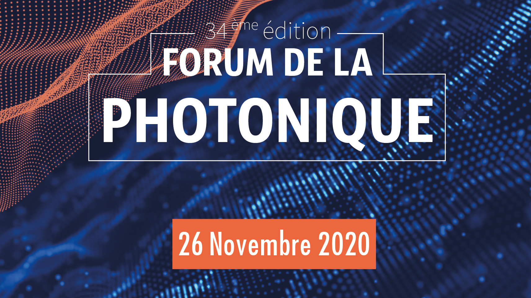 E-Forum de la photonique 2020