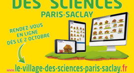 Affiche Village des sciences 2020